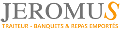 Jeromus Restaurant à la braise et au feu de bois Logo